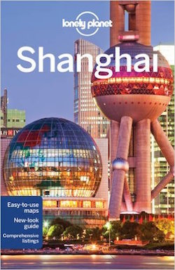 Shanghai travel book recommendation