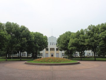 Shanghai High School International Division features a fantastic campus